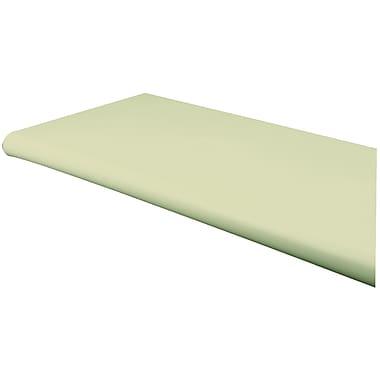 Econoco DA224/AL Duron Polystyrene Bullnose Shelf, Open Bottom, 13