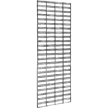 Econoco P3STG24B Slatgrid Panel, 4' x 2'