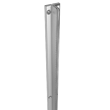 Econoco SSRB-11B6 Recessed Slotted Standard, 6' x 11/16