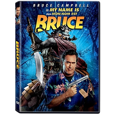 My Name Is Bruce (DISQUE BLU-RAY)