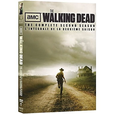 The Walking Dead Season 2 (DVD)