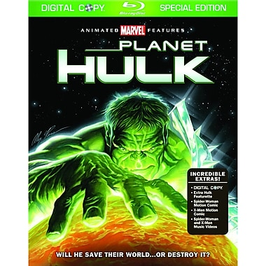 Planet Hulk (DISQUE BLU-RAY)