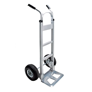 KLETON Aluminium Hand Trucks, Double Grip Handle, 10