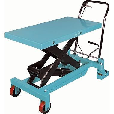 KLETON Hydraulic Scissor Lift Tables, 2,200-lb/load