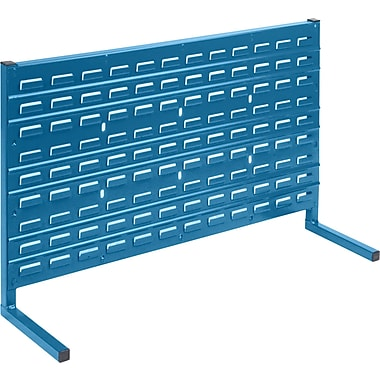 Kleton Louvered Bench Bin Racks, Rack Only