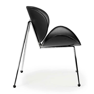ZuoMD – Chaises lounge assorties en similicuir