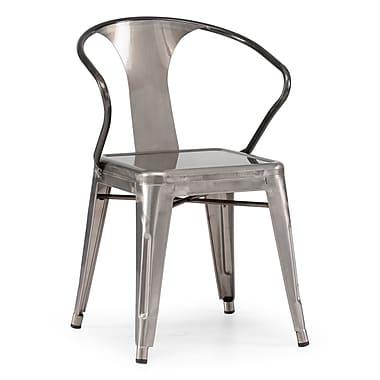 ZuoMD–Chaises en acier de la collection Helix