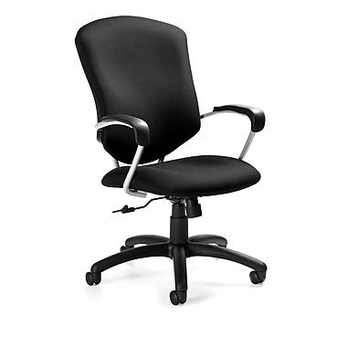 Global Supra™ Urban Fabric High Back Tilter Chairs