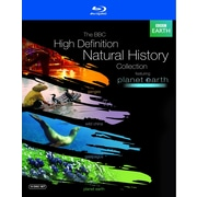 BBC High Definition Natural History Collection 1: Planet Earth (DISQUE BLU-RAY)