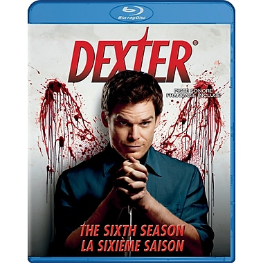 Dexter: The Complete Sixth Season (DISQUE BLU-RAY)