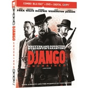 Django Unchained (BRD + DVD + Digital Copy)