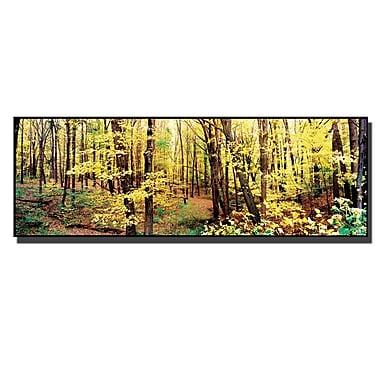 Trademark Fine Art Preston 'Trees' Canvas Art