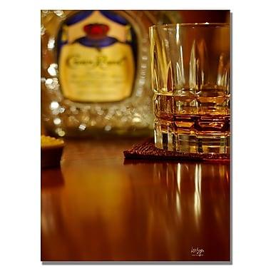 Trademark Fine Art Lois Bryan 'Whiskey for the Soul' Canvas Art