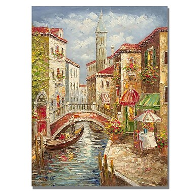 Trademark Fine Art Rio 'Venice' Canvas Art