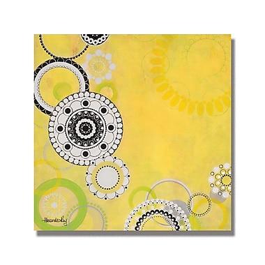 Trademark Fine Art Alexandra Rey 'Ilummia' Canvas Art