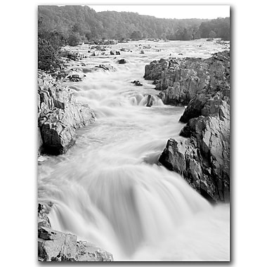 Trademark Fine Art Time by CATeyes Canvas Art Ready to Hang