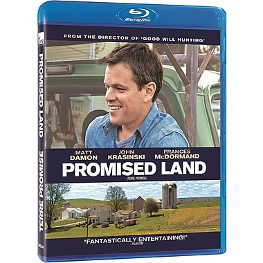 Promised Land (DISQUE BLU-RAY)