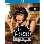 Miss Fisher's Murder Mysteries Series 1 (DISQUE BLU-RAY)