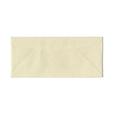 JAM PaperMD – Enveloppes format passeport en papier recyclé avec fermetures gommées, 4 1/8 x 9 1/2 po, gypse