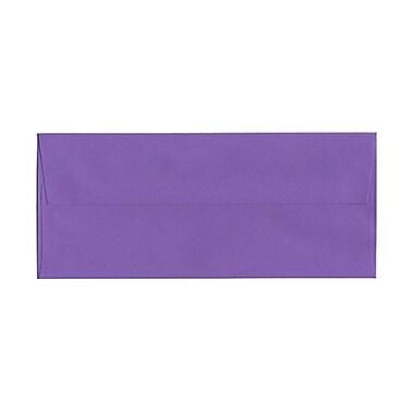 JAM Paper® Booklet Brite Hue Recycled Envelopes with Gum Closure, 4-1/8