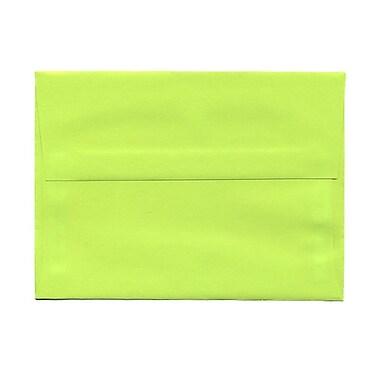 JAM Paper® Booklet Brite Hue Envelopes with Gum Closures, 4 3/4