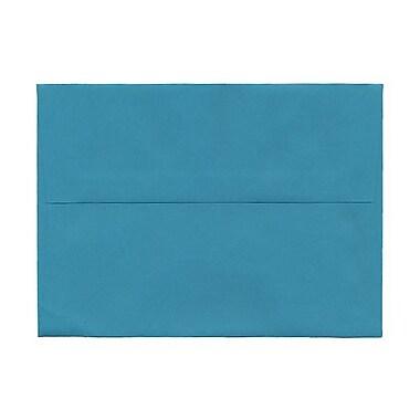JAM PaperMD – Enveloppes à brochure Strathmore à fermeture gommée, papier vélin, 5-3/4 x 8-3/4 po, blanc naturel