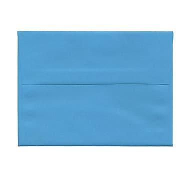 JAM Paper® Brite Hue Recycled Invitation Envelopes with Gum Closures, 4 3/4
