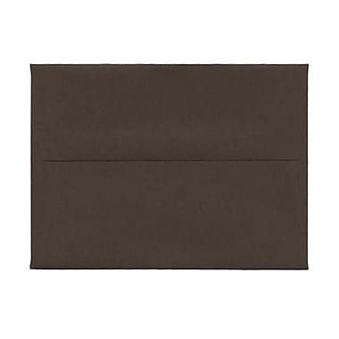 JAM Paper® Booklet 100% Recycled Envelopes with Gum Closures, 4 3/4