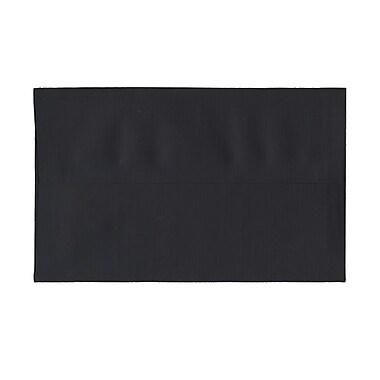 JAM PaperMD – Enveloppe A8 avec fermeture gommée, 5 1/2 x 8 1/8 po, gris étain