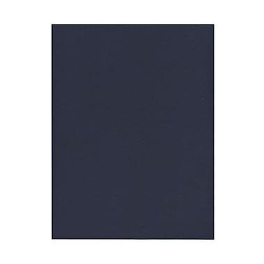 Jam PaperMD – Papier cartonné, 8 1/2 x 11 po, bleu marine