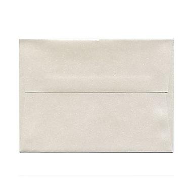 JAM PaperMD – Enveloppes à brochure à fermeture gommée, papier vélin translucide, 5-1/2 x 8-1/8 po, ton clair