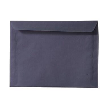 JAM PaperMD – Enveloppes pour livrets en papier vélin translucide, 9 x 12 po, glycine