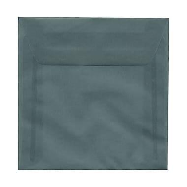 JAM Paper® Booklet Translucent Vellum Envelopes with Gum Closures 6