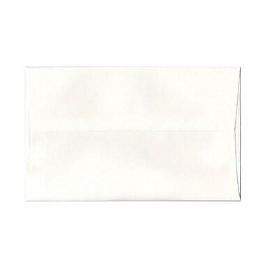 JAM PaperMD – Enveloppes livret vertical Stardream fini métallique avec fermetures gommées, 6 x 9 1/2 po, doré
