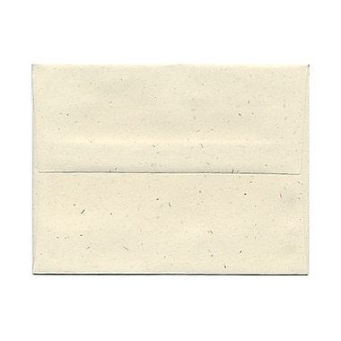 JAM Paper® Booklet Recycled Envelopes with Gum Closures, 4 3/8