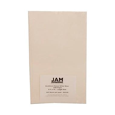 Jam Paper® Strathmore Wove Paper, 8-1/2