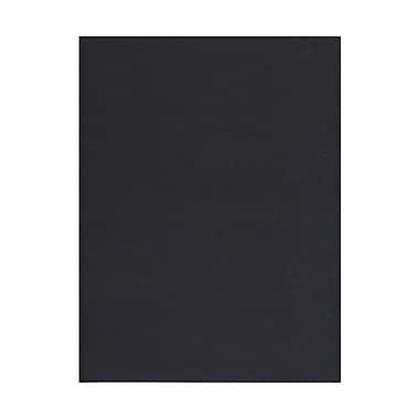 Jam Paper® Linen Cover Cardstock, 8-1/2