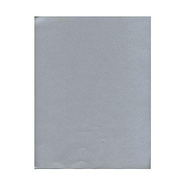 Jam PaperMD – Papier Stardream métallique, 8 1/2 x 11 po, argenté