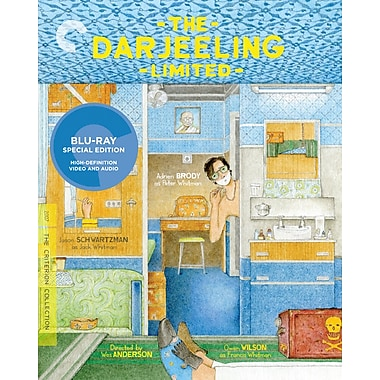 The Darjeeling Limited (DISQUE BLU-RAY)