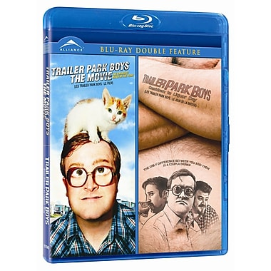 Trailer Park Boys: The Movie/Trailer Park Boys: Countdown to Liquor Day (DISQUE BLU-RAY)