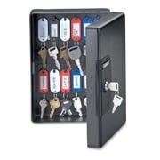 Sentry Safe – Armoire à clés avec étiquettes, noir