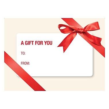 LUX #17 Mini Envelopes (2 11/16 x 3 11/16), Red Bow