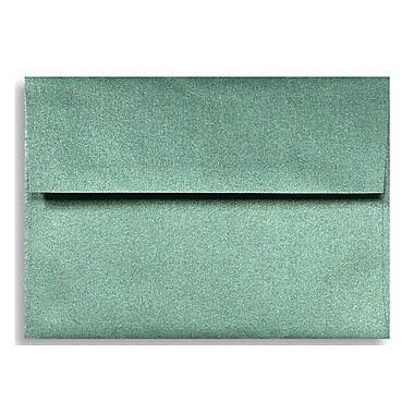 LUX A1 Invitation Envelopes (3 5/8 x 5 1/8), Emerald Metallic