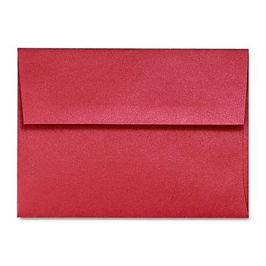 LUX ? Enveloppes d?invitation A1 (3 5/8 x 5 1/8 po), Jupiter métallique