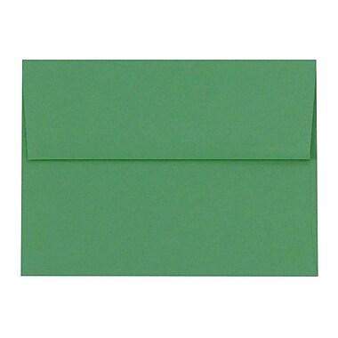LUX ? Enveloppes A2 (4 3/8 x 5 3/4 po), vert des Fêtes