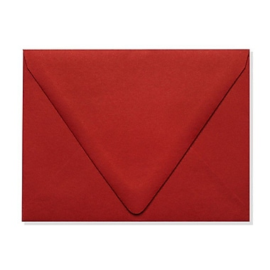 LUX A2 Contour Flap, Ruby Red