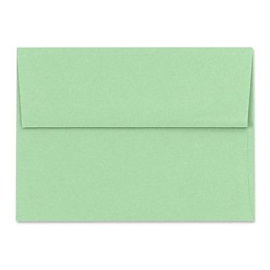LUX A6 Invitation Envelopes (4 3/4 x 6 1/2), Pastel Green