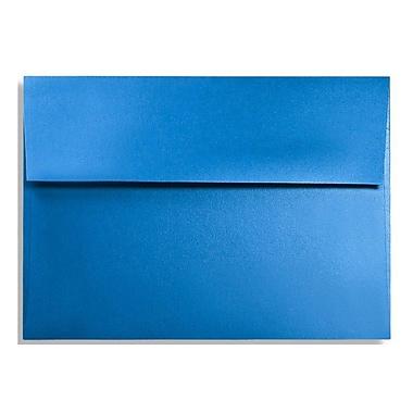 LUX A7 Invitation Envelopes (5 1/4 x 7 1/4), Boutique Blue