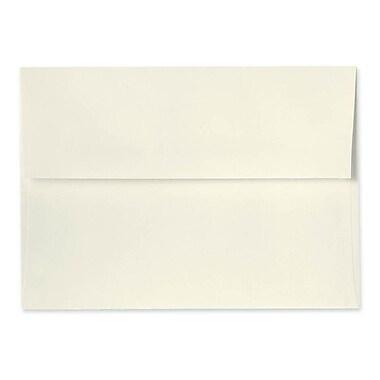LUX ? Enveloppes d?invitation A9 (5 3/4 x 8 3/4 po), naturel, 100 % recyclé