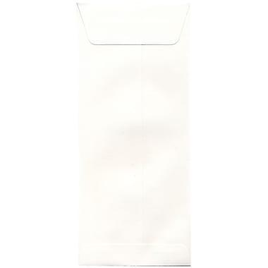 JAM PaperMD – Enveloppes carrées à fermeture gommée, 6 1/2 x 6 1/2 po, violet translucide